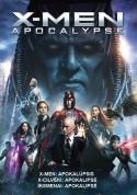 Iksmenai: Apokalipsė DVD