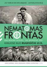 Nematomas frontas DVD