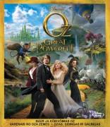 Ozas: didingas ir galingas Blu-ray