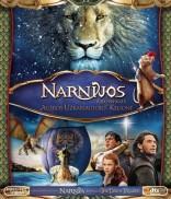 Narnijos kronikos: Aušros užkariautojo kelionė Blu-ray
