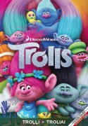 Troliai DVD