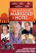 Geriausias egzotiškas Marigold viešbutis DVD