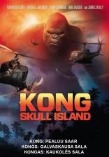 Kongas: Kaukolės sala DVD