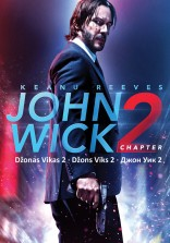 Džonas Vikas 2 DVD