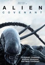 Svetimas: Covenant DVD