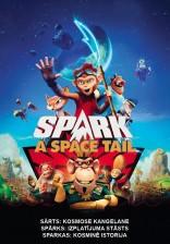 Sparkas: Kosminė istorija DVD