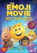 Emodži filmas DVD