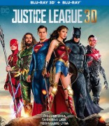 Teisingumo lyga Blu-ray + 3D