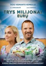 Trys milijonai eurų DVD