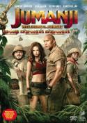Džiumandži: sveiki atvykę į džiungles DVD