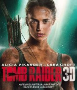 Kapų plėšikė Lara Kroft Blu-ray + 3D