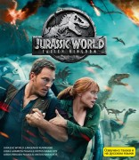 Juros periodo pasaulis: Kritusi karalystė Blu-ray