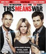 Tai reiškia karą Blu-ray