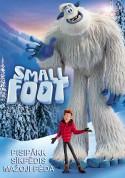 Mažoji pėda DVD