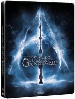 Fantastiniai gyvūnai: Grindelvaldo piktadarystės Blu-ray + 3D Steelbook