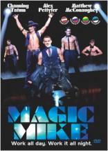 Magiškasis Maikas DVD