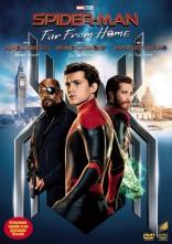 Žmogus-Voras: toli nuo namų DVD