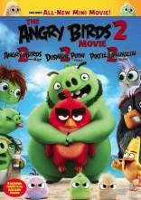 Piktieji paukščiai. Filmas 2 DVD