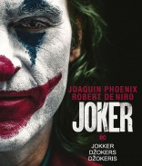 Džokeris Blu-ray