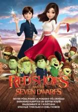 Raudonbatė ir 7 nykštukai DVD