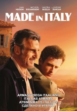 Atsiminimai iš Italijos DVD